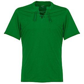 Joma 50's Retro Shirt - Green