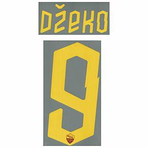 Dzeko 9 AS Roma Home 19-20