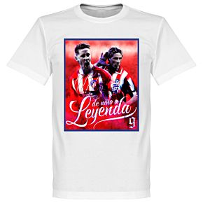 Torres Atletico Legend Tee - White