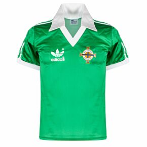 adidas Northern Ireland 1979-1980 Home Shirt - USED Condition (Great) - Size Children's (26inch chest) *READY TO PUBLISH*