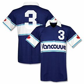 1980 Vancouver Whitecaps Retro Shirt