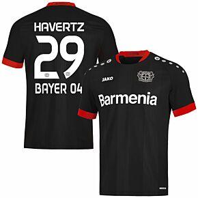 20-21 Bayer Leverkusen Home Shirt + Havertz 29