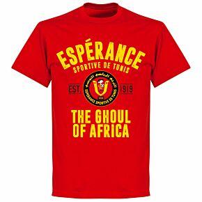 Esperance Established T-shirt - Red