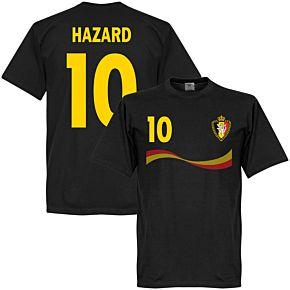 Belgium Hazard Tee - Black