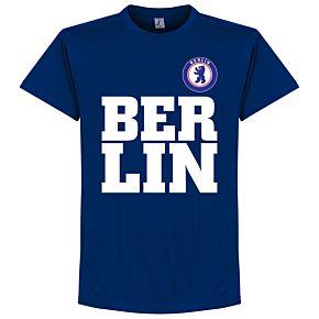 Berlin Text Tee - Ultra