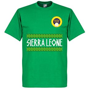 Sierra Leone Team Tee - Green