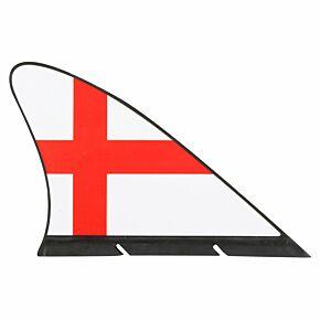 England Flag Fan Fin