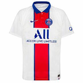 20-21 PSG Away Shirt
