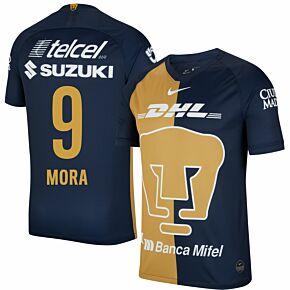 20-21 Pumas UNAM 3rd Shirt+ Mora 9 (Fan Style)