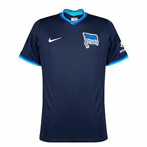 21-22 BSC Hertha Berlin Away Shirt