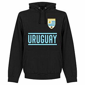 Uruguay Team KIDS Hoodie - Black