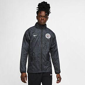 20-21 Club America AWF Lite jacket - Black