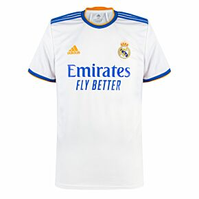 21-22 Real Madrid Home Shirt