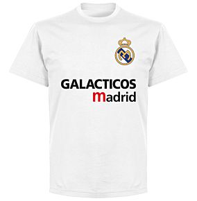 Galácticos Madrid Team T-shirt - White