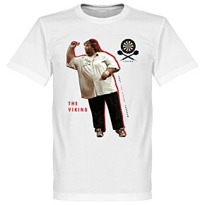 Andy Fordham Tee - White