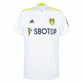 21-22 Leeds Utd Home Shirt