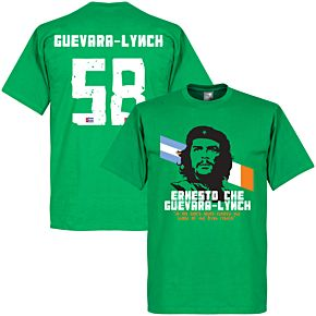 Che Guevara-Lynch Tee - Green