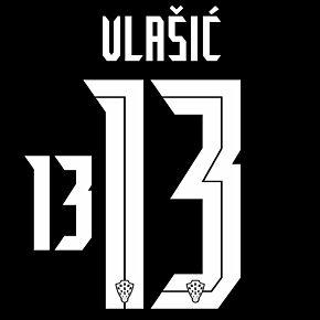 Vlašić 13 (Official Printing) - 20-21 Croatia Away