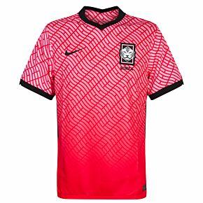 20-21 Korea Home Shirt