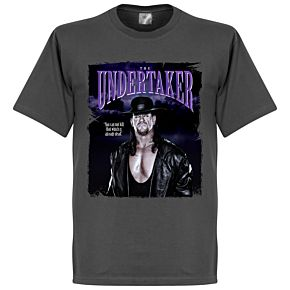 The Undertaker Tee - Dark Grey