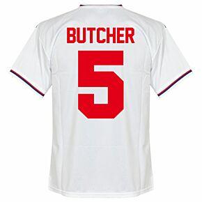 Butcher 5 (Retro Flock Printing)