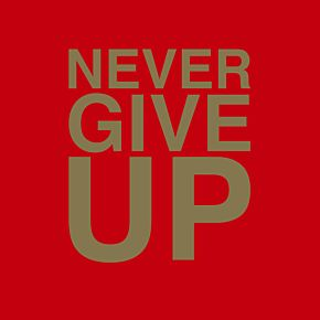 Never Give Up Transfer