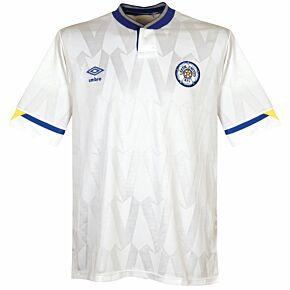 Umbro Leeds United 1990-1992 Home Shirt - USED Condition (Great) - Size L *READY TO PUBLISH*