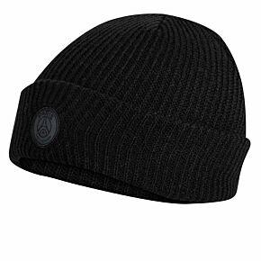 21-22 PSG Fisherman Beanie Hat - Black