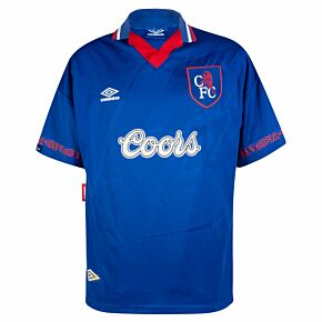 Umbro Chelsea 1994-1995 Home Shirt - USED Condition (Great) - Size XXL
