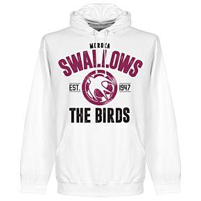 Moroka Swallows Established Hoodie - White