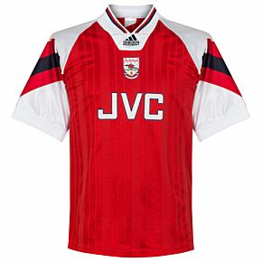 Adidas Arsenal 1992-1993 Home Shirt - USED Condition (Excellent) - FA CUP WINNERS - Size L