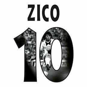 Zico 10 (Gallery Style)
