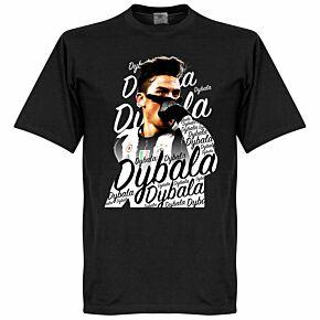 Paulo Dybala Celebration KIDS Tee - Black