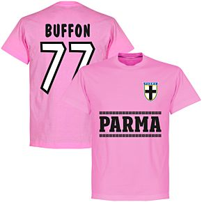 Parma Buffon 77 Team T-Shirt Pink