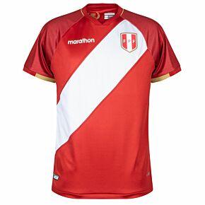20-22 Peru Away WC Qualifiers Shirt