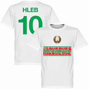Belarus Team Hleb Tee - White