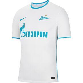 21-22 Zenit St Petersburg Away Shirt