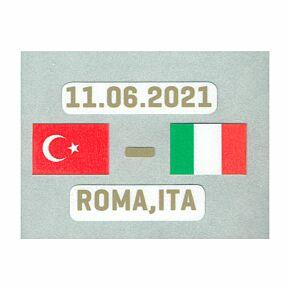 Official Euro 2020 Matchday Transfer Italy v Turkey 11.06.2021 (Italy Home)