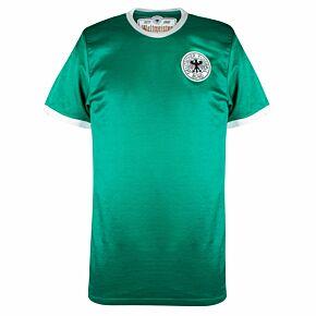 1974 Germany Away Retro Shirt