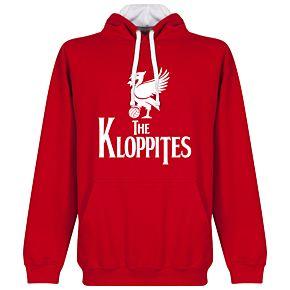 The Kloppites Hoodie - Red/White