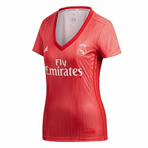Real Madrid 3rd Womens Jersey 2018 / 2019