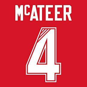 McAteer 4 (Retro Flock Printing)