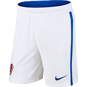 20-21 Croatia Home Shorts