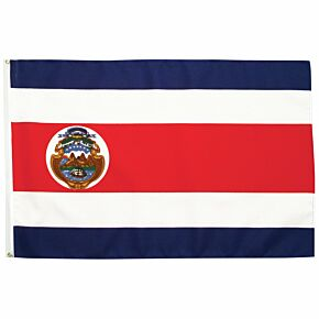 Costa Rica Large Flag