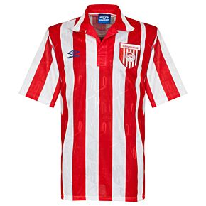 Umbro Olympiakos 1992-1993 Home Shirt - USED Condition (Great) - Size XL
