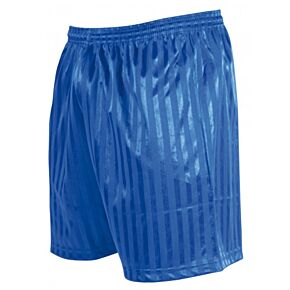Precision Training Striped Continental Shorts - Royal