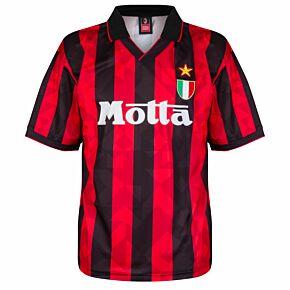 1994 AC Milan Home Retro Shirt