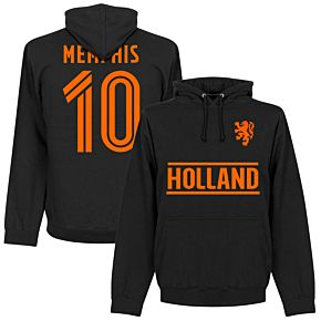 Holland Memphis Team Hoodie - Black