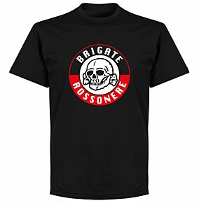 Brigate Rossonere T-shirt - Black