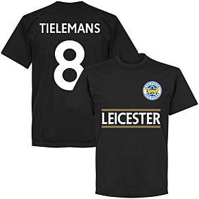 Leicester Tielemans 8 Team Tee - Black
